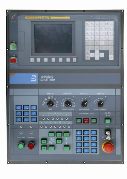 Cnc Machine Scan Panel Mk Jz 24 1