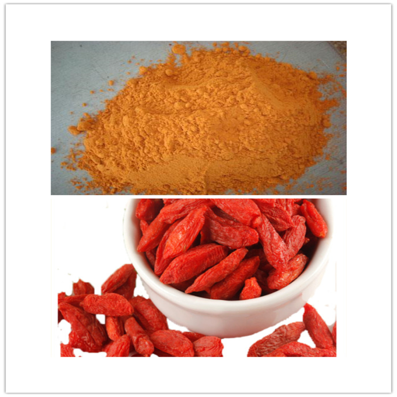 High Quality Certified Top grade bubuk semprot Goji