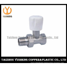 Chinese Nickel Plated Radiator Regulating Valve (YS5003)