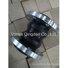 Double Sphere Flanged Rubber Coupling