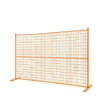Competitive Price Canada PVC Coated Temporary Fence