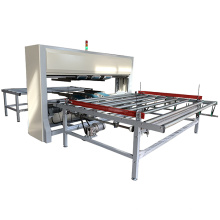Foam Sheet Covering Wrapping Machine