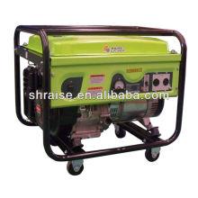 portable LPG/NG Generator set RZ6500 NG