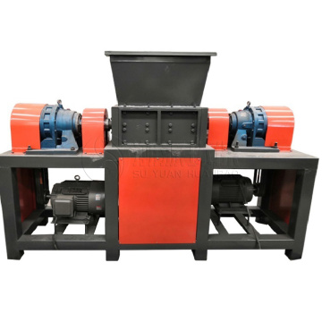 Línea de máquina trituradora de plástico y metal para la venta