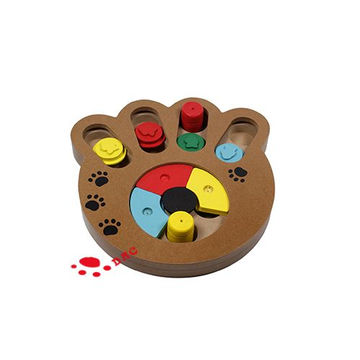 Pet Food Dispenser interaktives Puzzle Spielzeug
