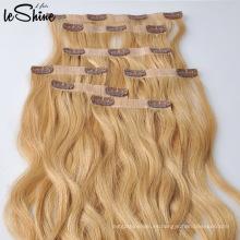 80g 100g 120g 160g 220g Remy Clip en la extensión del pelo,