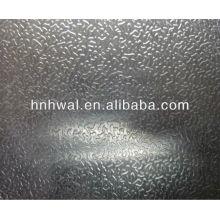 Тисненый алюминиевый лист, алюминиевая пластина протектора для автомобиля