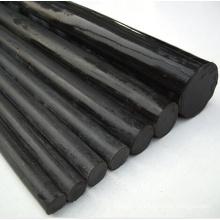 Tiges rondes en plastique expulsé par PVC solide