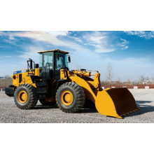 5T Hydraulic Front End Wheel Loader