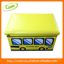 Car Cartoon Non Woven Box Organizer