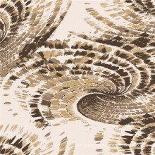 Печатных шерстяной ткани Саржевого Оптовика Гуанчжоу (СЗ-071)