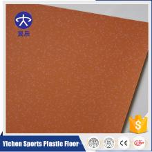 Estilo de la oficina de ventas caliente Piso de PVC industrial lujoso del material de construcción de oficinas