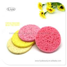 Éponge de bain Cellulose rond avec la diverse couleur