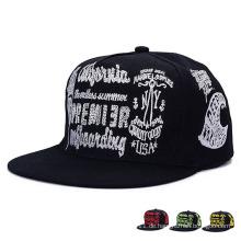 Kundenspezifische gestickte Art und Weise fördernde Hip-Hop Trukfit Fernlastfahrer-Kappe (YKY3357)