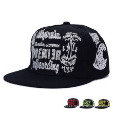 Custom Embroidered Fashion Promotional Hip-Hop Trukfit Trucker Cap (YKY3357)