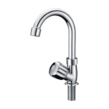 New Arrive High Arc Brass Matte Black Hot and Cold Industry Kitchen Sink Faucet