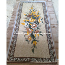 Stone Mosaic Floor Tile Marble Mosaic Pattern (ST108)