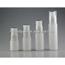Botella de loción cosmética transparente PP