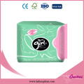 Ultra thin breathable day time used maxi size lady sanitary pads with ions distributor