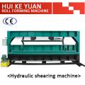 Máquina de corte hidráulica da máquina de corte da aço