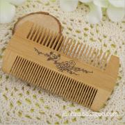 bamboo hairbrush massager lice comb