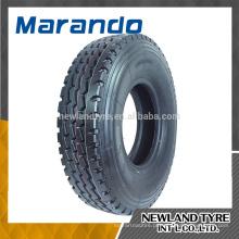 Made in China MARANDO pneu de caminhão radial 12.00R24