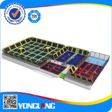 Fabricants de mini trampoline approuvés CE intérieurs