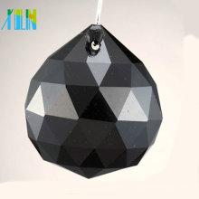 Boules de cristal à facettes de haute qualité pour lustre