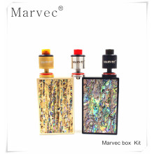 Kit marvec 218w vaping box mod vaporizador