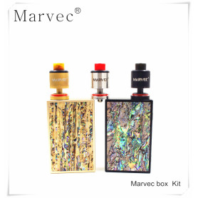 Marvec 218W kit scatola vape e cig
