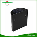 Solar Powered LED Lamps Wall Light Mount Automatic Induction Sensor Motion 6 LED Outdoor Fence Garden Safety Yard Path Lamp