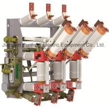 Fzrn21-12 con el interruptor de rotura de carga de alto voltaje 11kv seccionador con fusible