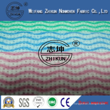 13mesh and 40mesh Spunlace Nonwoven Fabric for Family Kitchen Clean