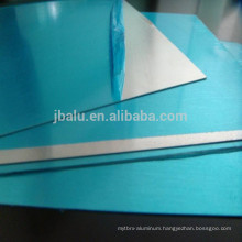 High quality pvc coated aluminium flat sheet 5052