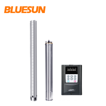 5hp submersible solar well pump for dring water 100m head swimming pool