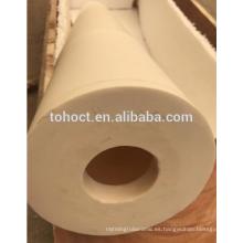 tubo de mullita de tubo de mullita tubo de buje de termopar de cerámica avanzado