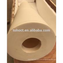 Tubo mullite tubo de mulite avançado Tubo de bucha termopar avançado