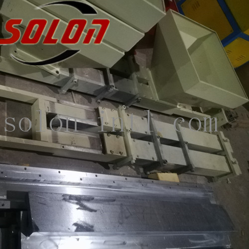 Wooden Pallet Leg Sawdust Block Making Machine Factory
