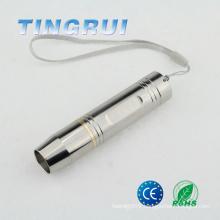 Best high power rechargeable jade flashlight