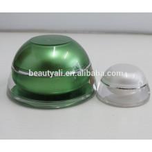 Оптовые роскошные 5ML косметические банки акриловый крем Jar 5g