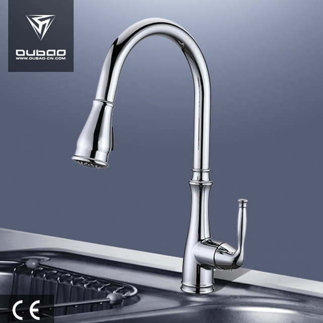 Sprayer Kitchen Faucet Ob D72