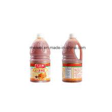 2,5kg Thai Sweet Chili Sauce in Plastikflasche