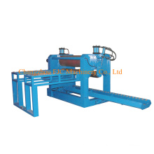 CNC Heavy Duty Stahl Trommel Platte Roll Rundung Hydraulik Maschine