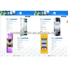 China-heißer Verkaufs-Luxux panoramischer Aufzug