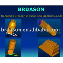 BRDASON Ultraschallschweißhorn