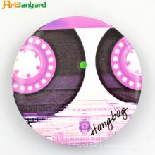 Insignias promocionales botón con logotipo de impresión
