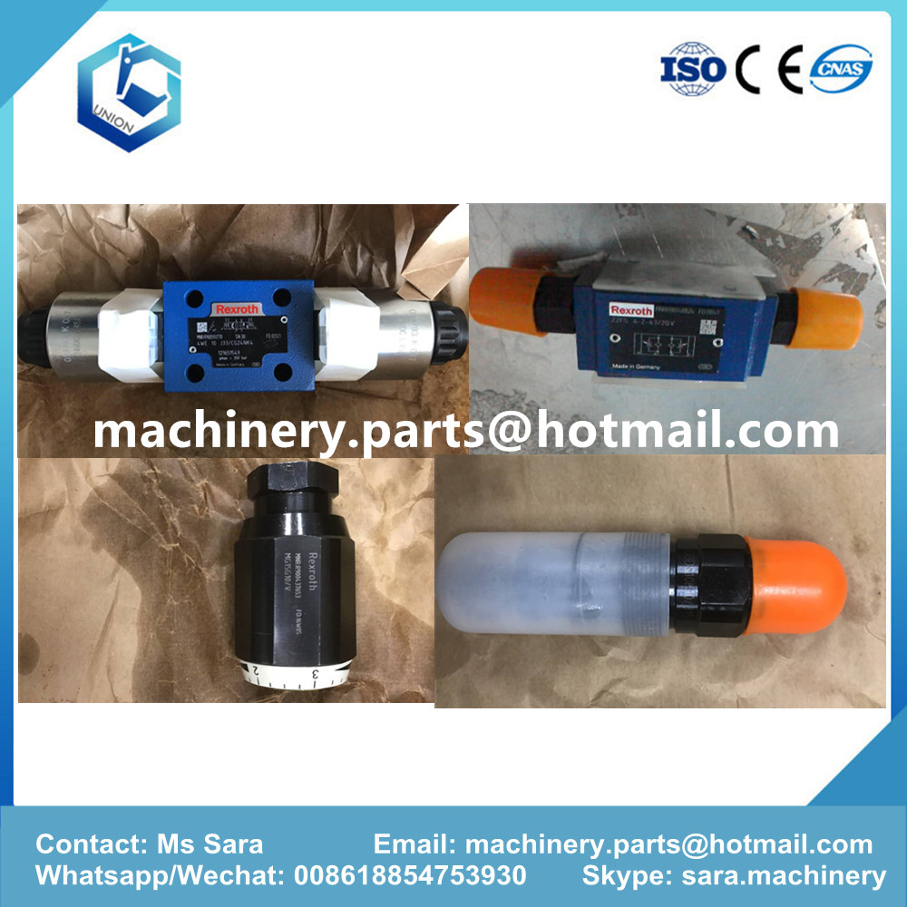 hydraulic seloind valve for rexroth