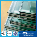 15mm toughened tempered safety glass price with drilling hole