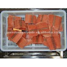 Salmon portion 13+
