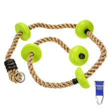 Outdoor Indoor Playground Climbing Rope for Kids